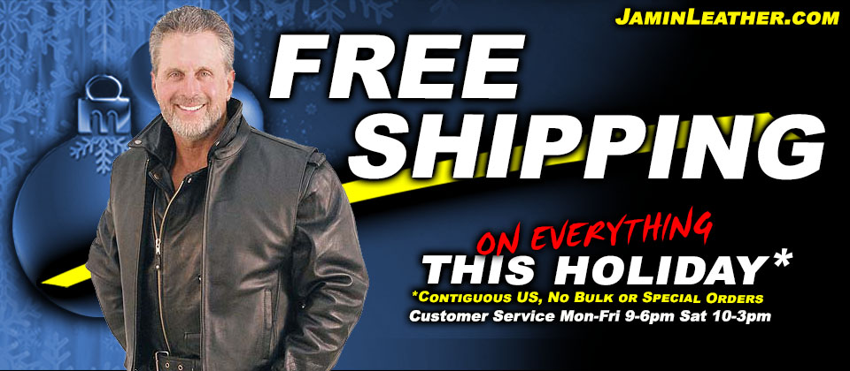 FREE Shipping on Everything!
